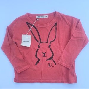 Bobo Choses Bunny Graphic Shirt